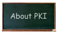 About PKI