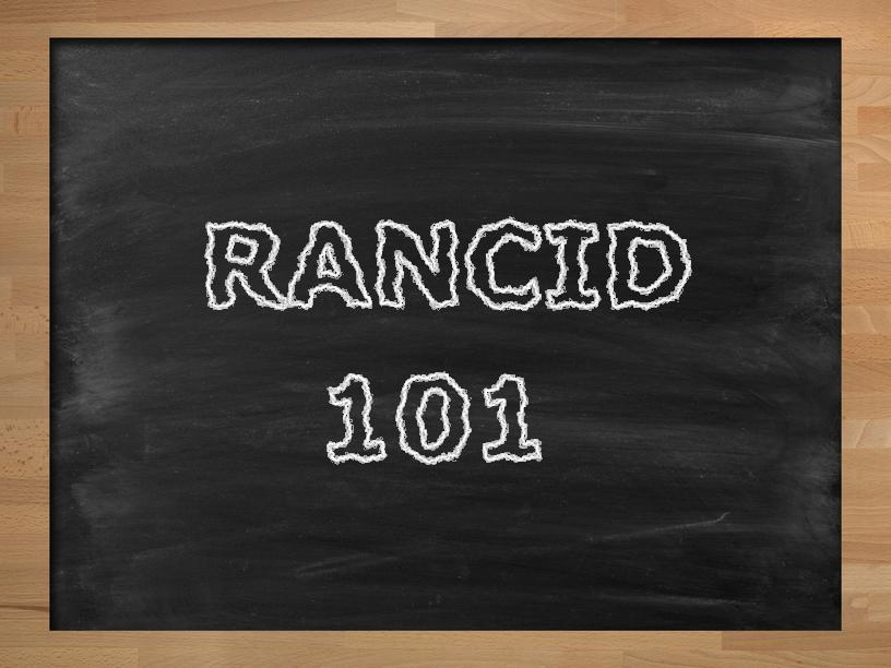 rancid-101